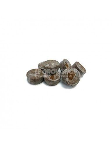 Pastilles de tourbe 24mm Jiffy