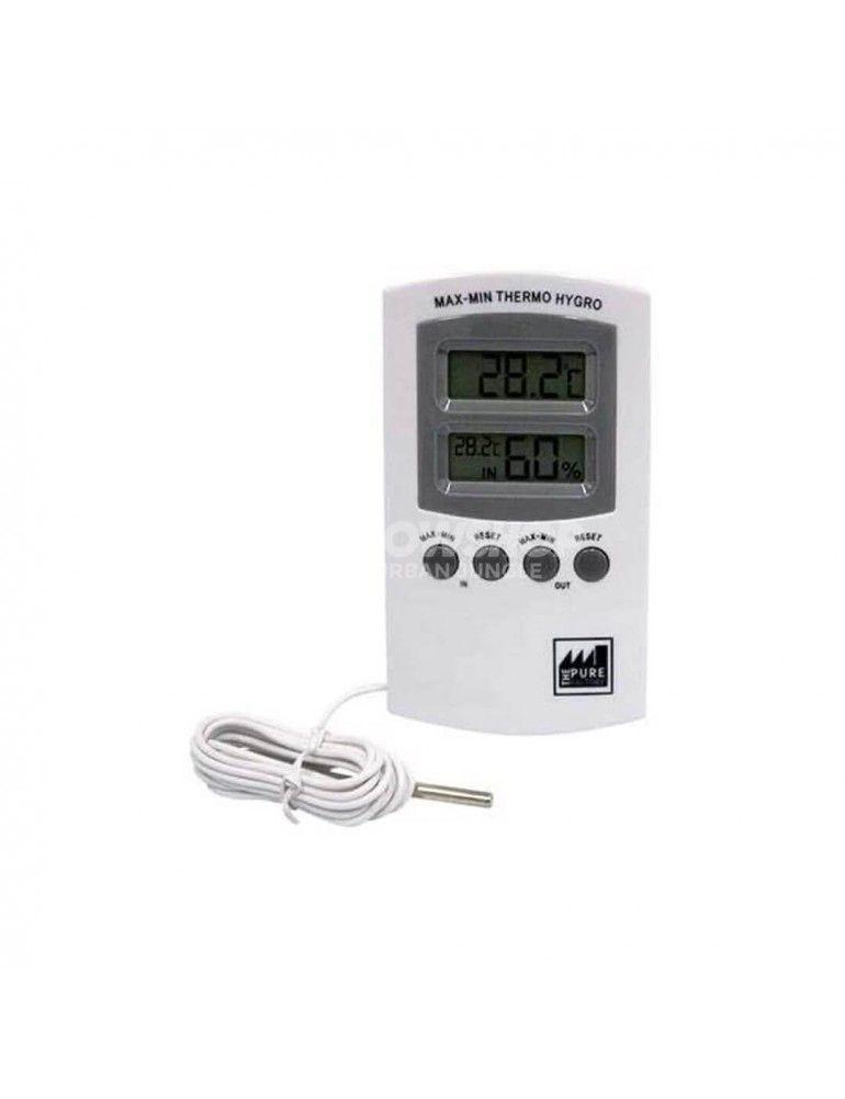 Thermo-hygromètre DTH-16 avec sonde