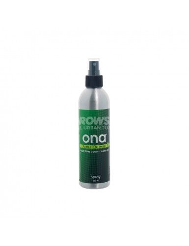 Spray neutralisateur odeurs Ona Apple Crumble