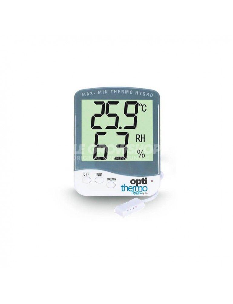 Thermo-hygromètre Premium digital avec sonde