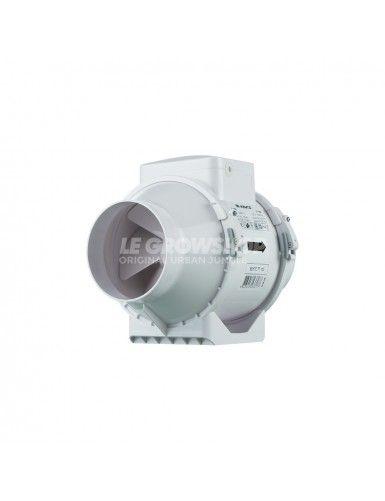 Extracteur tubulaire TT 100mm - 145m³/H ou 187m³/H