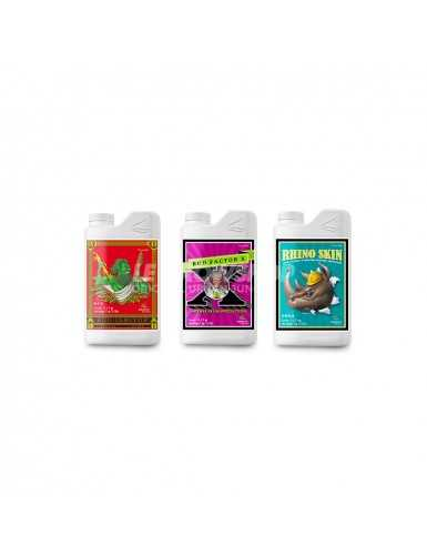 Kit boosters Grand Master Grower Bundle Advanced Nutrients