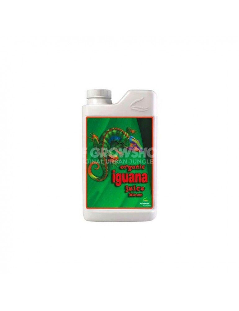 Engrais bi-composants floraison Iguana Juice Bloom Advanced Nutrients