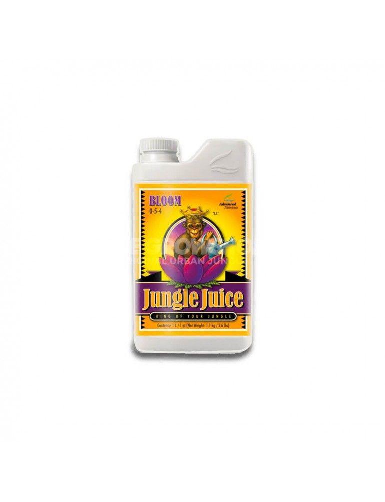 Engrais tri-composants floraison Jungle Juice Bloom Advanced Nutrients