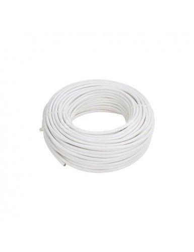 Câble blanc 3x1,5mm
