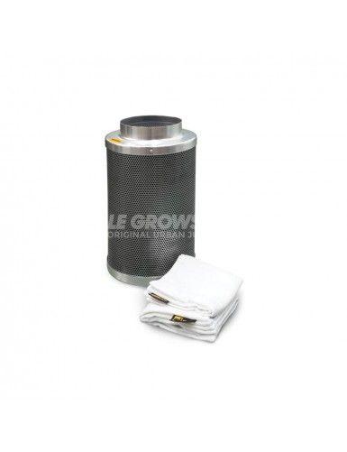 Filtre à charbon 100mm – 300m³/H