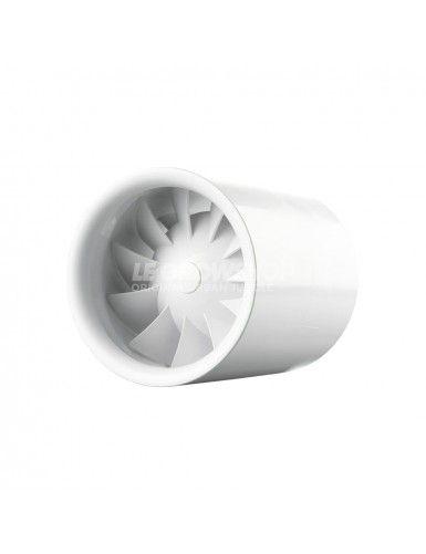 Extracteur gaine silencieux 100mm - 100m³/H