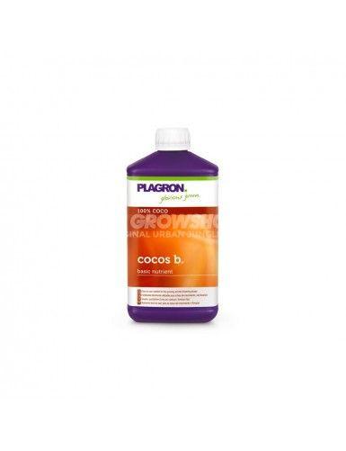 Engrais bi-composants Coco B Plagron