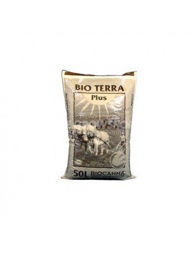 Terreau Bio Terra Plus Biocanna
