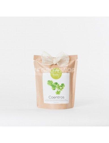 Jardin en sachet Grow Bag Coriandre