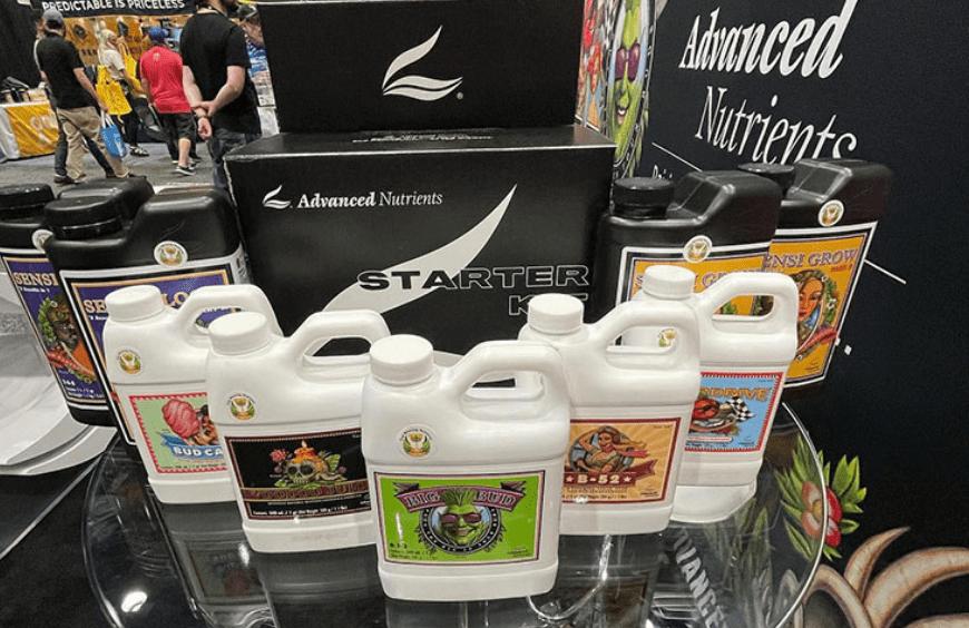 Les engrais Advanced Nutrients posent leurs valises chez nous