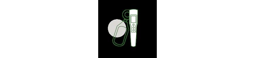 Instruments de mesure, accessoires et testeurs pour culture intérieure