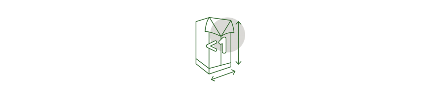 Taille chambres culture - Chambres jusqu'à 1m² - GrowShop Urban Jungle