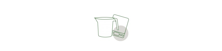 Mesure & dosage - Accessoires de mesure - GrowShop Urban Jungle