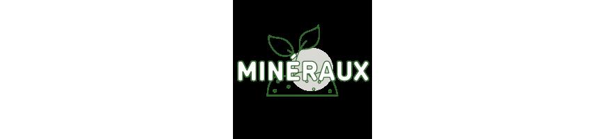 Engrais hydroponique - Engrais minéraux - GrowShop Urban Jungle